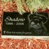 Click this Image to visit the Pet Grave Markers category.