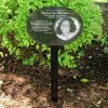 Memorial Plaque - Oval with Metal Stake Memorial Plaques