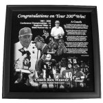 Coaches Gifts - Framed plaques Coaches Gifts