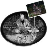Hunting Fishing Gifts - Oval plaques Hunting/Fishing Gifts