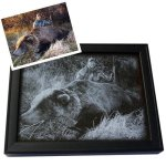 Hunting Fishing Gifts - Framed plaques Hunting/Fishing Gifts