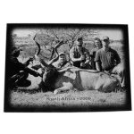 Hunting Fishing Gifts - Rectangle plaques Hunting/Fishing Gifts