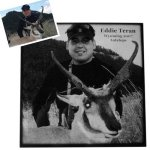 Hunting Fishing Gifts - Square plaques Hunting/Fishing Gifts