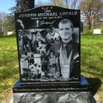 Life Story Grave Markers - Serp Top Life Story Grave Markers
