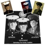 Military Plaques - Square Military Plaques
