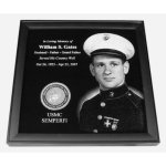 MIlitary Plaques - Framed Military Plaques