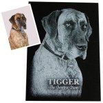 Pet Memorial Gifts - Rectangle Pet Memorial Gifts