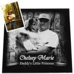 Pet Memorial Plaques - Square Pet Memorial Plaques