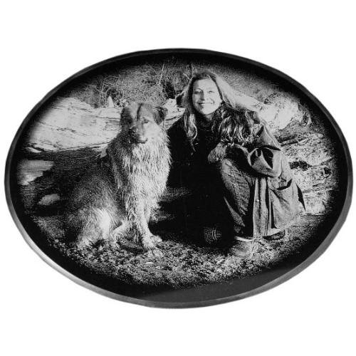 Pet Memorial Gifts - Oval Pet Memorial Gifts